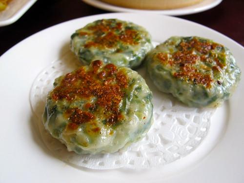 台南餐廳推薦_公司行號聚餐好選擇:台南商務會館_韮菜煎魚餅02
