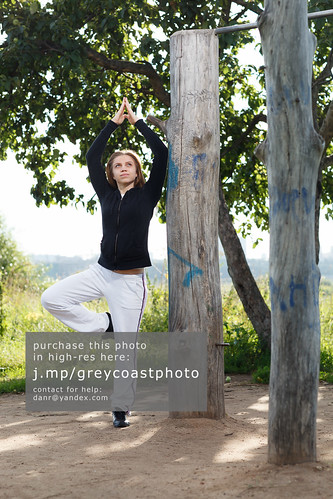 Yoga Asana pose