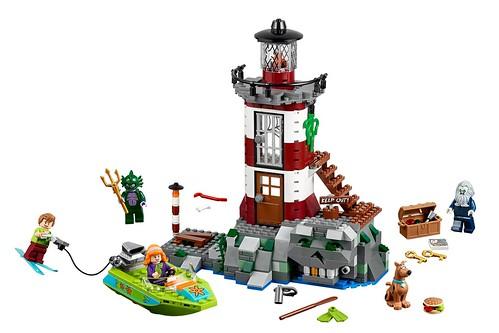 LEGO Scooby-Doo 75903