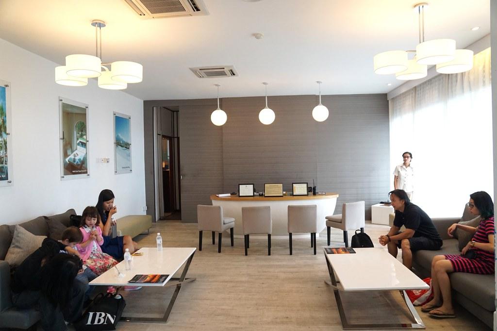 gaya island resort sabah malaysia - review