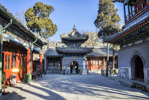 Niujie Mosque in Beijing (牛街礼拜寺)