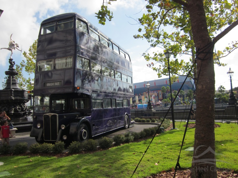 Knight Bus - Wizarding World of Harry Potter - Diagon Alley