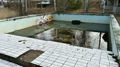 Lahnajärvi, 15.4.2014. #lahnajärvi #unohdettu #forgotten #hylätty #abandoned #aikamatka #timetravel #samsunggalaxys3