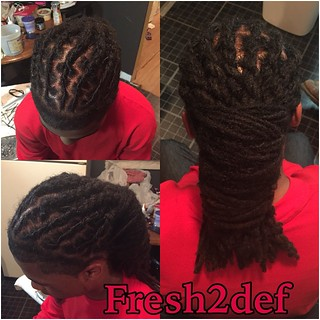 Shout out to my new bestie😂 @jt_make_it    #fresh2def #Icre8swagg #idreadhair #professionalbraider #locs #locstyle #dreads #dreadstyle #dreadcare #loccare #louisianabraider #mississippibraider #longdreads