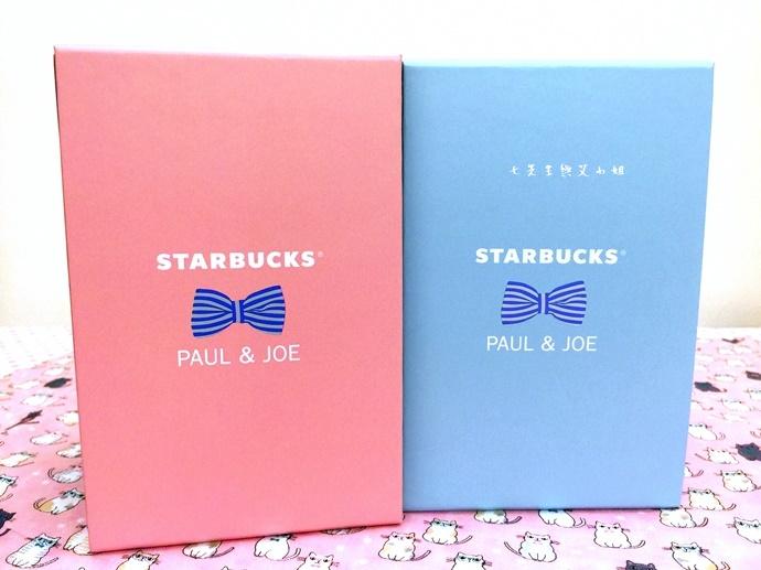 4 星巴克 Starbucks X Paul & Joe 貓咪隨行杯 保溫瓶 隨行卡 蝴蝶酥