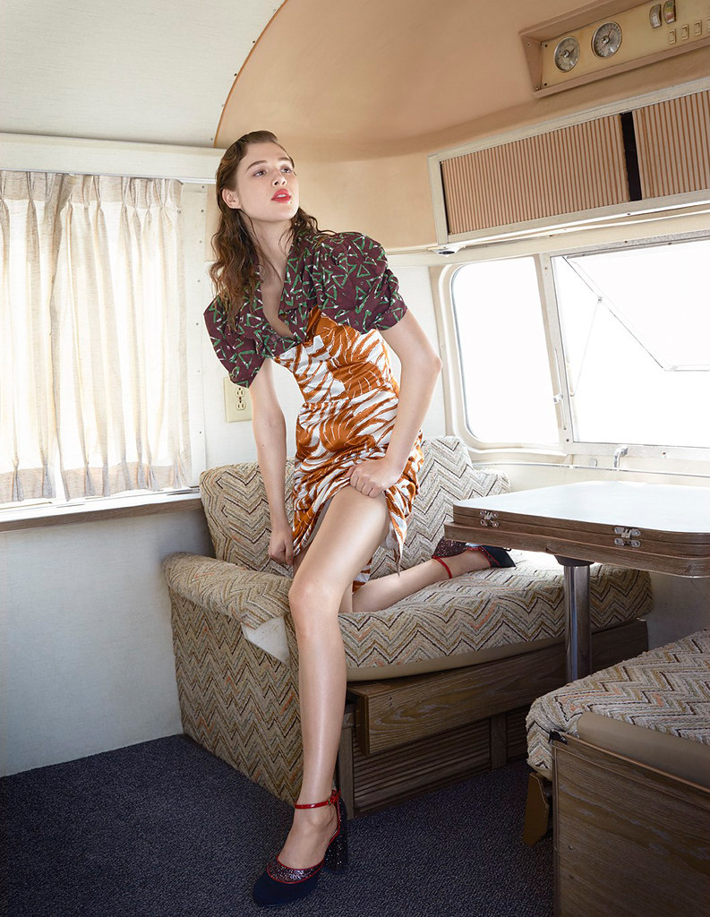 Анаис Пульо — Фотосессия для «Elle» FR 2016 – 6