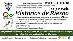 """Radio novela """"Historias de Riesgo"""""""