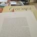 Lap desk for proofs