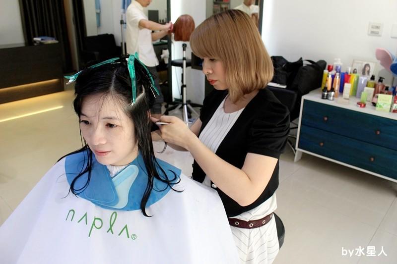27341760534 83398212f5 b - 熱血採訪。台中北區【YORK Salon】人生中第一次染髮記錄,剪燙染護一次完成!