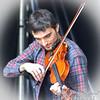 San Sebastian / Musica en la calle (20). Violin.