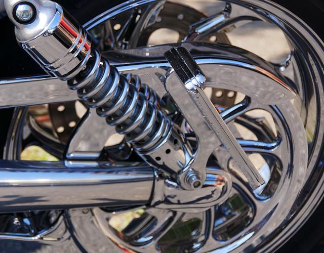 Motorcycle Detail-No 2, 6-5-2016