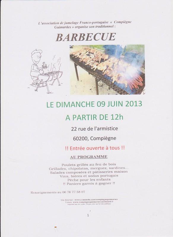 barbecue Compiègne Guimares
