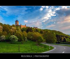 Thallichtenberg - Burg Lichtenberg