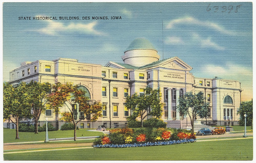 State Historical Buildings, Des Moines, Iowa
