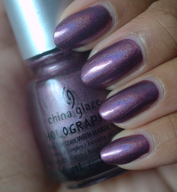 China Glaze When Stars Collide nail polish