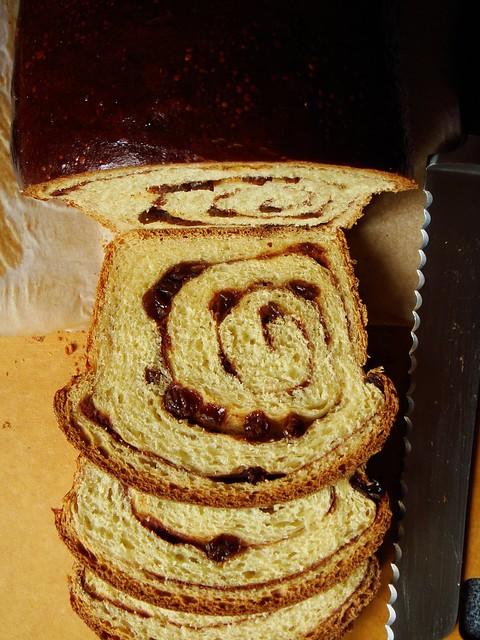 Panda Slice of Bread