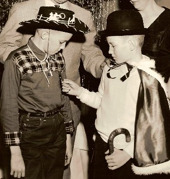 1959 Mayor of Santa Claus and Town Marshal