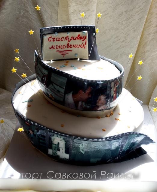 торт с фото 004