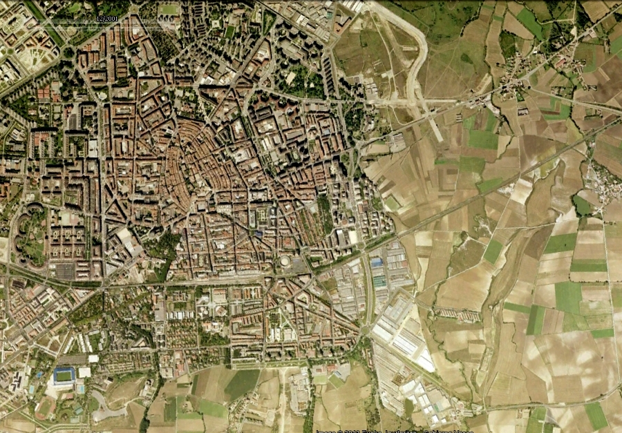 alava, araba, vitoria, gasteiz, euskadi, país, vasco, antes, desastre, urbanístico, planeamiento, urbano, urbanismo, construcción