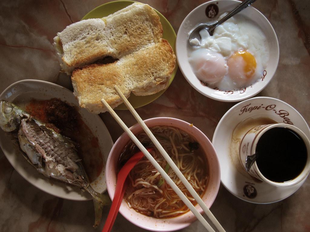 Mackarel Noodle 鲭鱼面