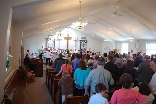 Emmanuel Church Service
