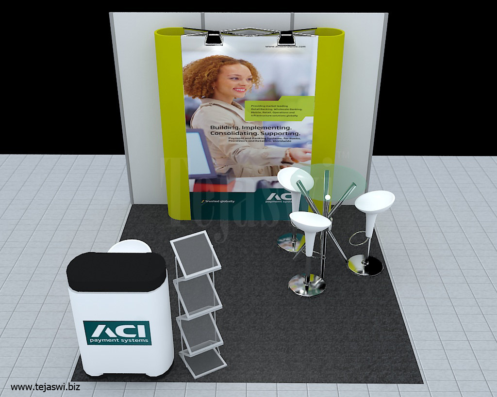 Portable Exhibition Kit : Portable exhibition kit archives tejaswi group brand solutions