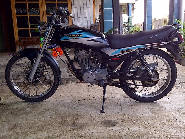 modifikasi motor mobil modifikasi motor honda mega pro modification