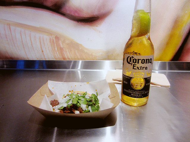 Tortilla's and Corona