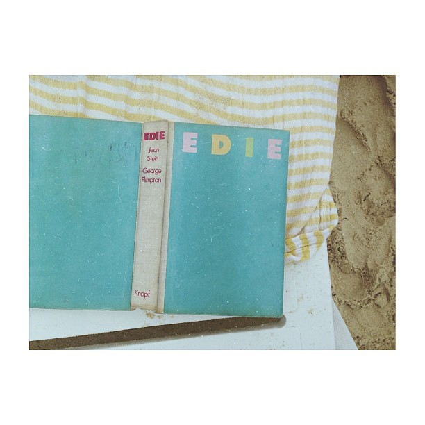 Next on the reading list... #edie #borrowingbooksfromfriends #gogoawayreadsomebooks