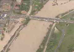Centre Street Bridge (During)