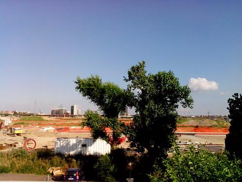 Area Expo 2015 visto dall'alto by Ylbert Durishti