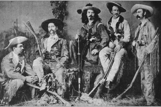 Old West Gunfighters