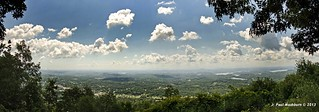 A View Of Roane County From Roosevelt Mountain