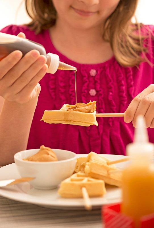 Waffle Dipping Sticks 2