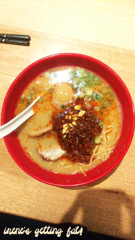 ippudo-karakamen-tamago