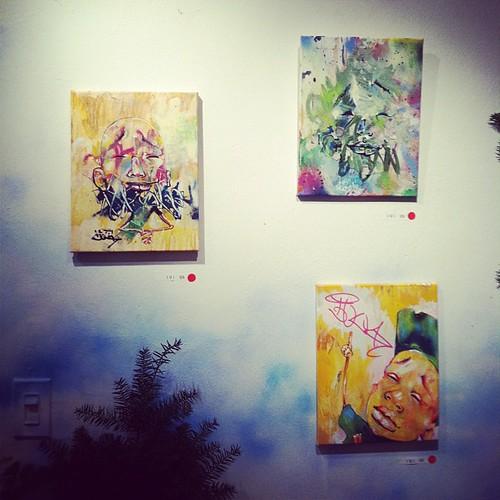 #mygoodness #luv1 #art #artshow #trenton #219gallery