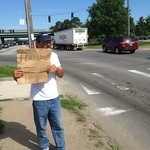 A Panhandler Named Dave