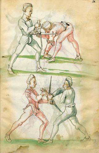 003-Fechtbuch-1520-Staatsbibliothek zu Berlin