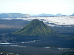 mountain, arctic, tundra, glacial landform, geology, fell, shield volcano, badlands, stratovolcano, volcanic landform,