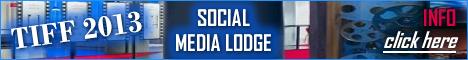 TIFF 2013 , Social Media Lodge, RealTVfilms, Jade Umbrella