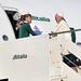 22/07- Papa Francesco parte per la GMG // Roma