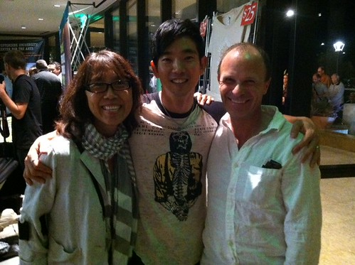 With Jake Shimabukuro photo-180