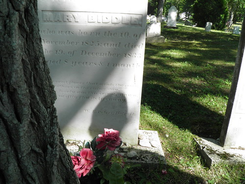 Mary Biddle's Grave
