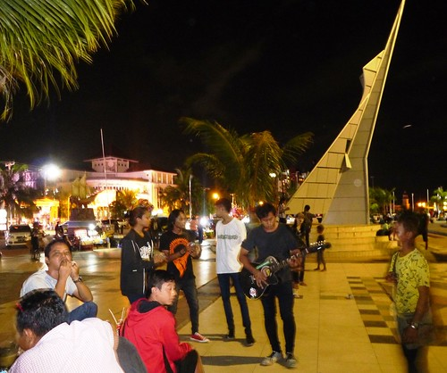Makassar-Pantai Losari-Nuit (25)