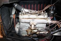 Continental Engine - 1914 Saxon Roadster