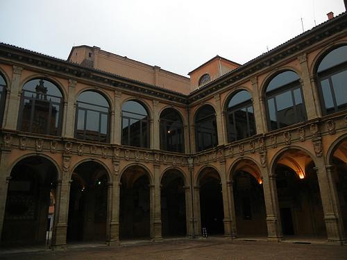 DSCN4394 _ Il palazzo dell'Archiginnasio, Bologna