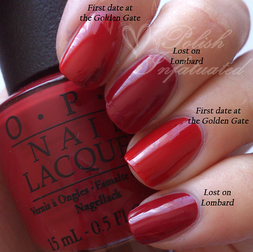 opi san francisco comparison