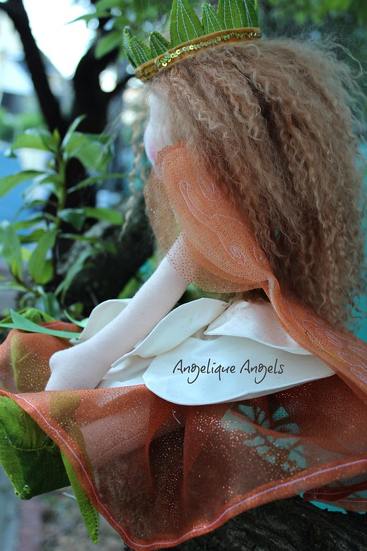 The Chincherinchee Fairy by Angelique Angels