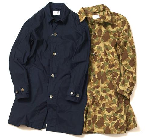 Manual Alphabet / Shirt Coat