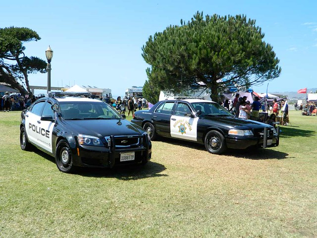 Police cars fpac 22 los angeles port police and the for La port police